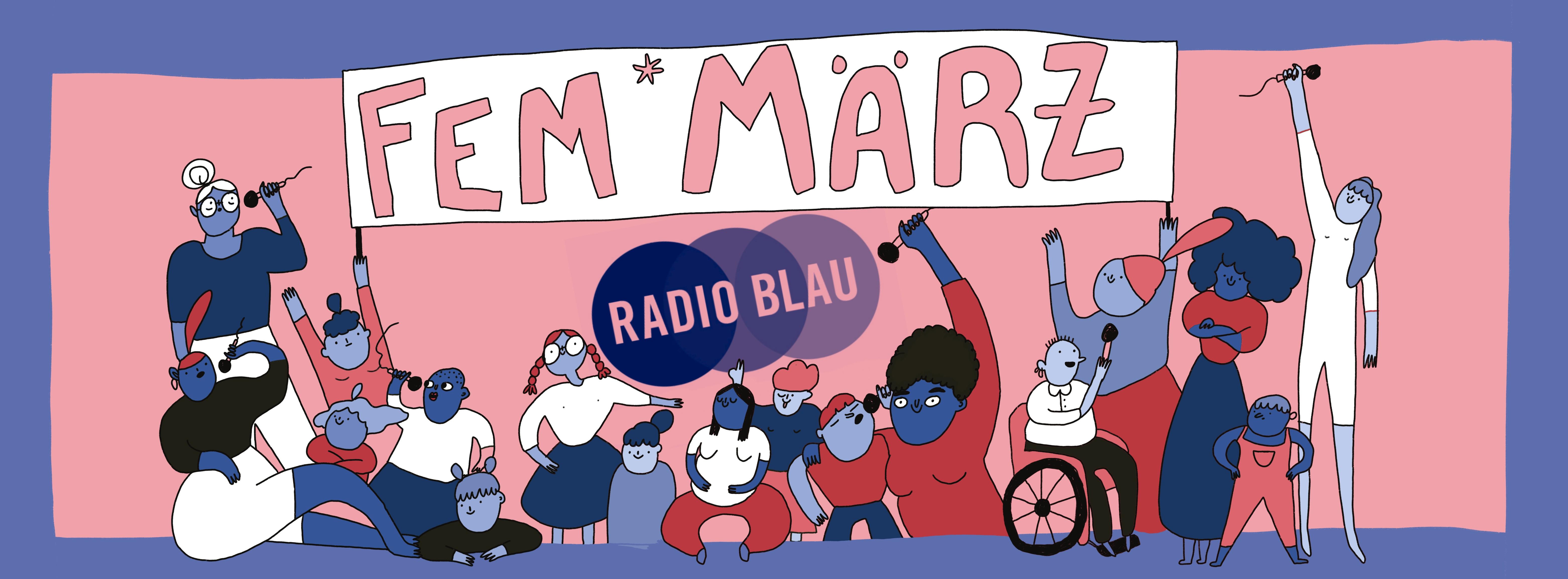 Banner FemMärz
