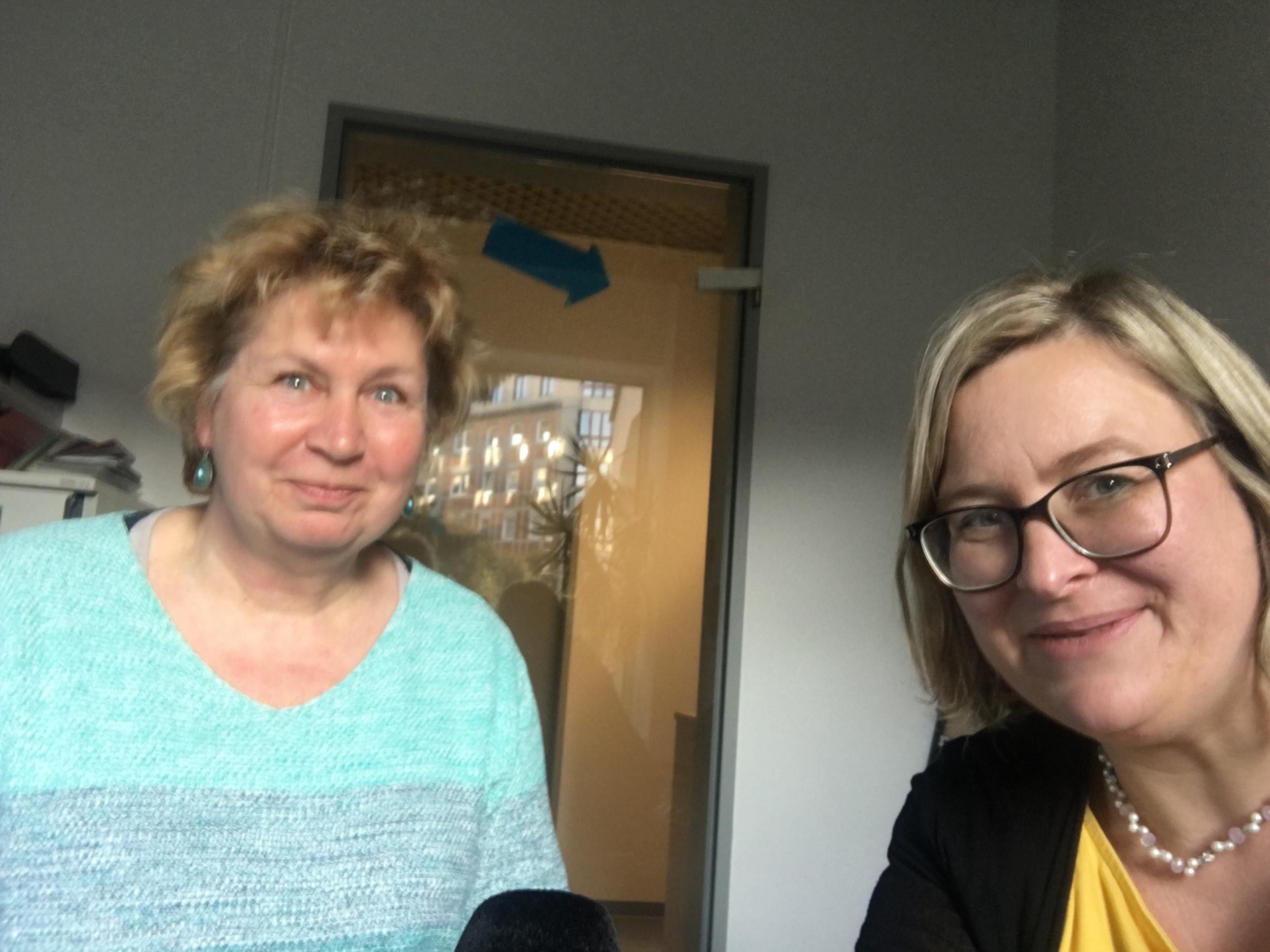 Interviewpartner:innen Frau Höppner und Frau Gorhis